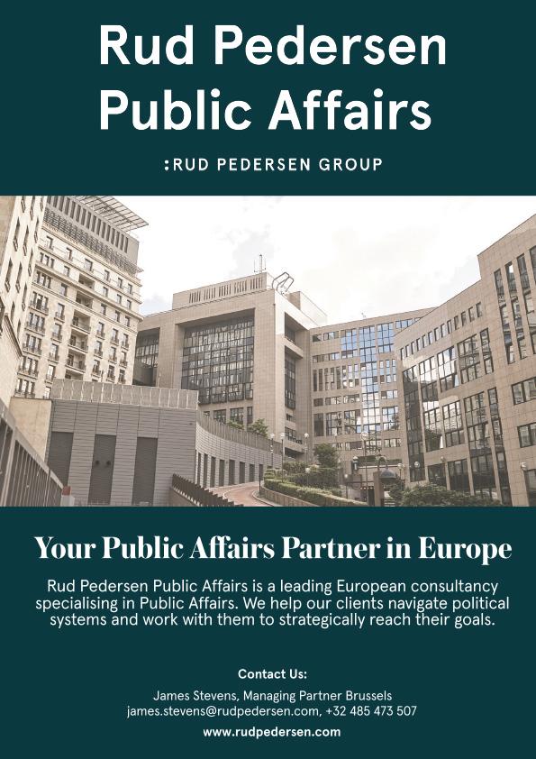 Rud Pedersen Public Affairs