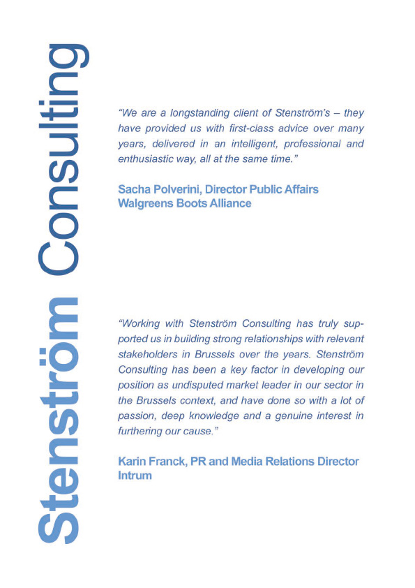 Sternstrom Consulting