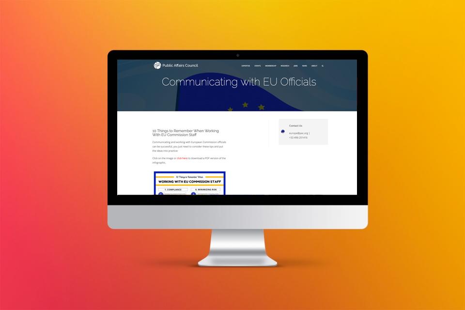 PAC Screen